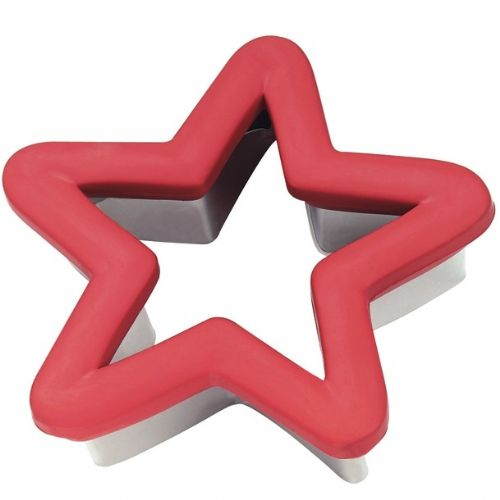 Star Comfort Grip Cutter - Christmas
